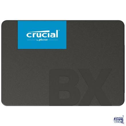 Disco SSD Crucial BX500 480GB SATA3 2.5'