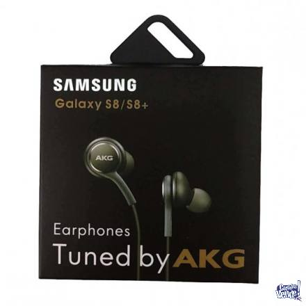 Auricular Original Akg In Ear Samsung S8 S8 S9 Plus S10 Plus