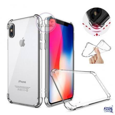 FUNDA anti golpes iphone x / XS + templado 5D oferta
