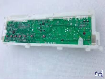 Reparacion de placas de lavarropas digitales