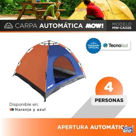Carpa Iglu 4 Personas Automatica Camping Nuevas