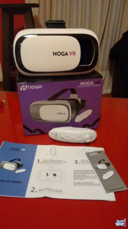 NOGA VR Lentes Realidad Virtual en Argentina Vende