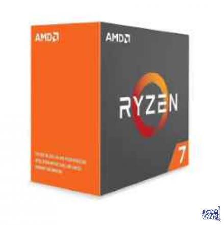 Micro Procesador AMD RYZEN 7 1700X