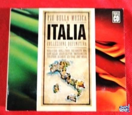 PIU BELLA MUSICA ITALIA COLLEZIONE DEFINITIVA  en LA CUMBRE- en Argentina Vende