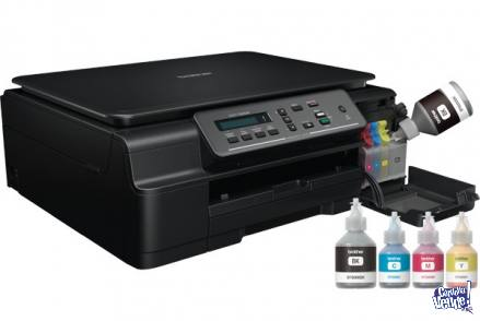 BROTHER DCP-T500W MULTIFUNCION SISTEMA CONTINUO COLOR WIFI