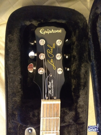 Epiphone Les Paul Standard Pro Plus Top