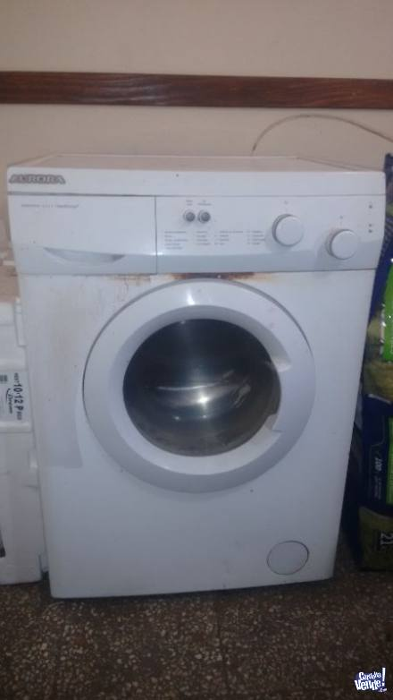 vendo lavarropas aurora en Argentina Vende