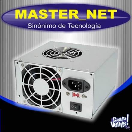 FUENTE CROMAX ATX 500 W BOX OFERTA MASTERNET!!!