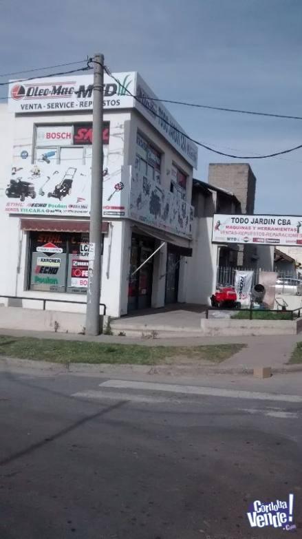 STIHL FS 160 VENTA -SERVICE-REPUESTOS- AV DON BOSCO 5788