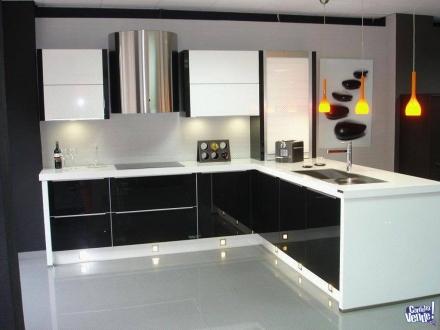 Muebles de cocina contemporaneas