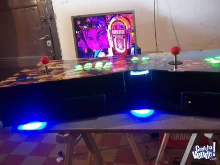 PAD DE CONTROLES ARCADE PARA CONECTAR A LCD/LED HYPERSPIN MA