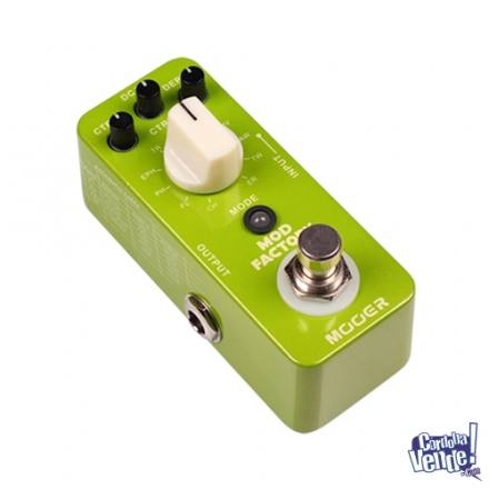 Pedal MOOER Mod Factory