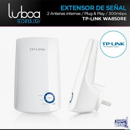 Repetidor Tp-link Universal Tl-wa850re Universal N300 CENTRO
