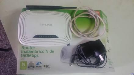 se vende router para wifi