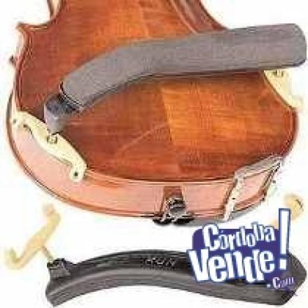 Sop. de Violin--plastico/metal/madera-3/4 y 4/4