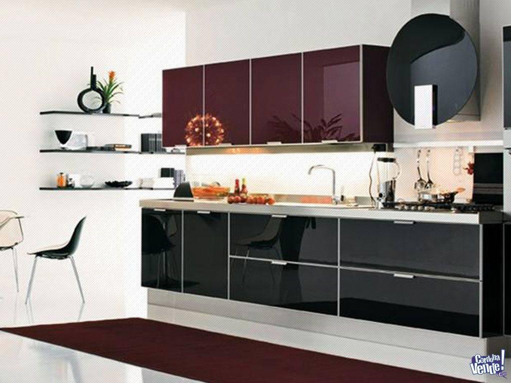Perfecto Muebles De Cocina A Medida Contemporánea Colección de ...
