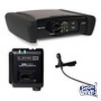 Microfono Line 6 Xd-v35 Digital Wireless Lavalier - Solapero