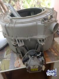 Tambor y carcasa lavarropas automatico Electrolux EWT 800