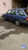 Renault 18 break GNC