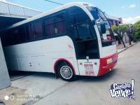 Omnibus Mercedes Benz 1420 ideal Motor-Home