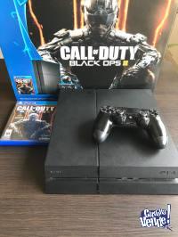 Playstation 4 fat 500gb - 1 joystick - (20 juegos)