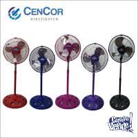 Ventilador Pequeño 10 Pulgadas - 2 En 1 Paletas De Aluminio