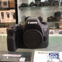 Canon EOS 6D Mark II 26.2 MP Body Digital SLR Camera