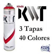 Pintura Esmalte en Aerosol Kuwait KWT 40 colores