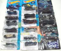 HOT WHEELS BATMAN VARIOS MODELOS CON Y SIN BLISTER