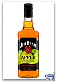 JIM BEAN APPLE- WHISKY BOURBON - (1000 ML)