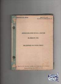 CUADERNILLO TELEFONICO PARA EMPLEADOS (1949) USS 100