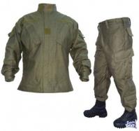 Chaqueta Y Pantalon Verde Y Multicam- Acu- Simil Tru-spec