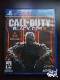 Call of Duty Black Ops 3 PS4 Físico