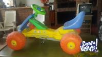 Karting plastico de juguete tamaño real