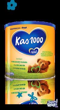 LECHE KAS 1000 X 400GR - NUTRICIA BAGO
