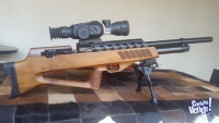 Pcp JKHAN 357 - 9mm, impecable, Bullpup, una bestialidad!!!!