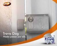 Cerradura Electrica Traba Electromagnetica Porton Ppa Dog