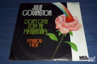 Julie Covington-Don´t Cry For Me Argentina