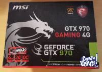 Placa video MSI GTX970 4Gb