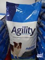 Agility criadores adulto x 20 kgrs