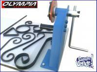 Herramientas de Herreria - Olympia - dobladoras de hierro