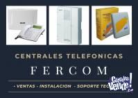 CENTRALES TELEFONICAS.