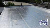 Colocación de membrana asfáltica en techos y terrazas!!