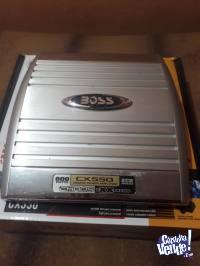 POTENCIA BOSS CX550 800W