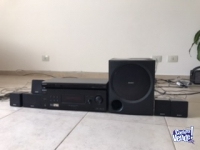 Home theater SONY + reproductor de DVD