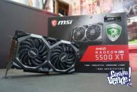 MSI Radeon RX 5500 XT MECH OC Graphics Card