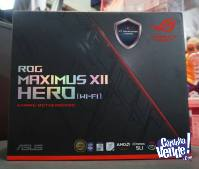 ASUS ROG MAXIMUS XII HERO (WI-FI) GAMING MOTHERBOARD