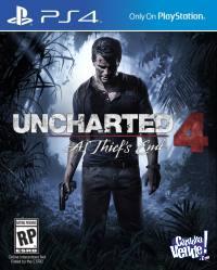 Uncharted 4: A Thief's EndORIGINAL, FISICO