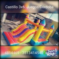 ALQUILER DE CASTILLOS INFLABLES Y OTROS JUEGOS !!!