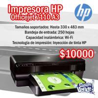 Impresora HP A3